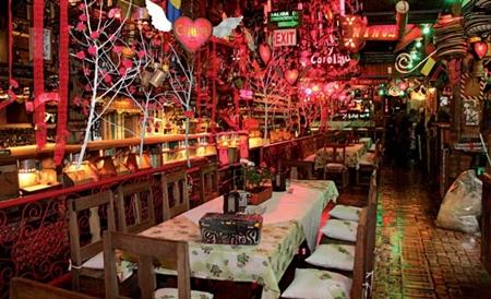 Bogota Restaurants